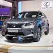 Lexus RX 350 F Sport — Stock Photo
