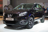 Nissan Qashqai — Stock Photo