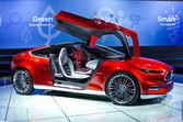 Ford Evos Concept — Stock Photo