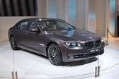 BMW 7 series — Stock Photo