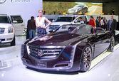 Cadillac concept Ciel — Stock Photo