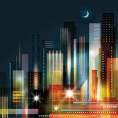 City landscape — Stock Vector