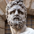 Royalty-Free Stock Photo: Hercules by Bandinelli (1533)