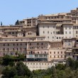 The medieval town of Assisi, Italy — Foto de Stock
