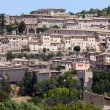 The medieval town of Assisi, Italy — Foto Stock