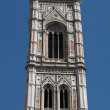 Giotto's Campanile in Florence, Italy — Stock Photo