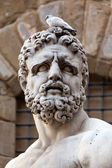 Hercules by Bandinelli (1533) — Stock fotografie