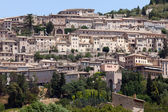The medieval town of Assisi, Italy — Stock Photo