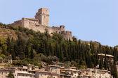 The imperial fortress Rocca Maggiore — Stock Photo