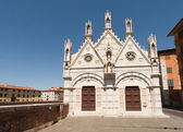 Chapel Santa Maria della Spina in Pisa, Italy — Stock Photo
