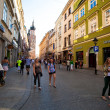 Historical center of Krakow — Stock Photo #12406742