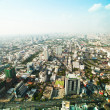 Bangkok - Bird's-eye view. — Stock Photo