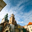 Wawel Castle in Cracow, Poland. — Stock Photo #12406912