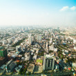 Panorama of Bangkok. — Photo