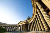 Catedral de kazán en san petersburgo, rusia — Foto de Stock
