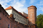 Wawel castle, Krakow, Poland. — Photo