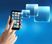 Aplikace pro mobilní telefony