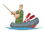 Fisher - kreslený