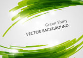 Green abstract background with place for text