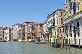 Panoráma od canal Grande v Benátkách