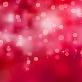 Abstract background red magic lights bokeh EPS 8 vector file included
