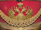 Dvojitý vedl orla, znak ruského impéria