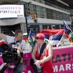 Постер, плакат: Pride Parade Toronto 2012