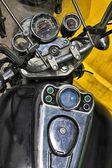 Bývalý motocyklový šedesátých let