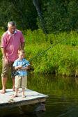 Halászat, együtt