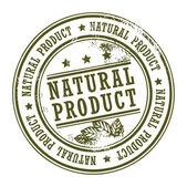 Přírodní produkt razítko