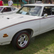 Постер, плакат: 1969 Pontiac GTO side view