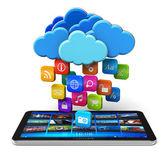 Concetto di cloud computing e mobilità