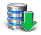 Fotografia icona di download