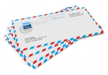 Paper mail letlers
