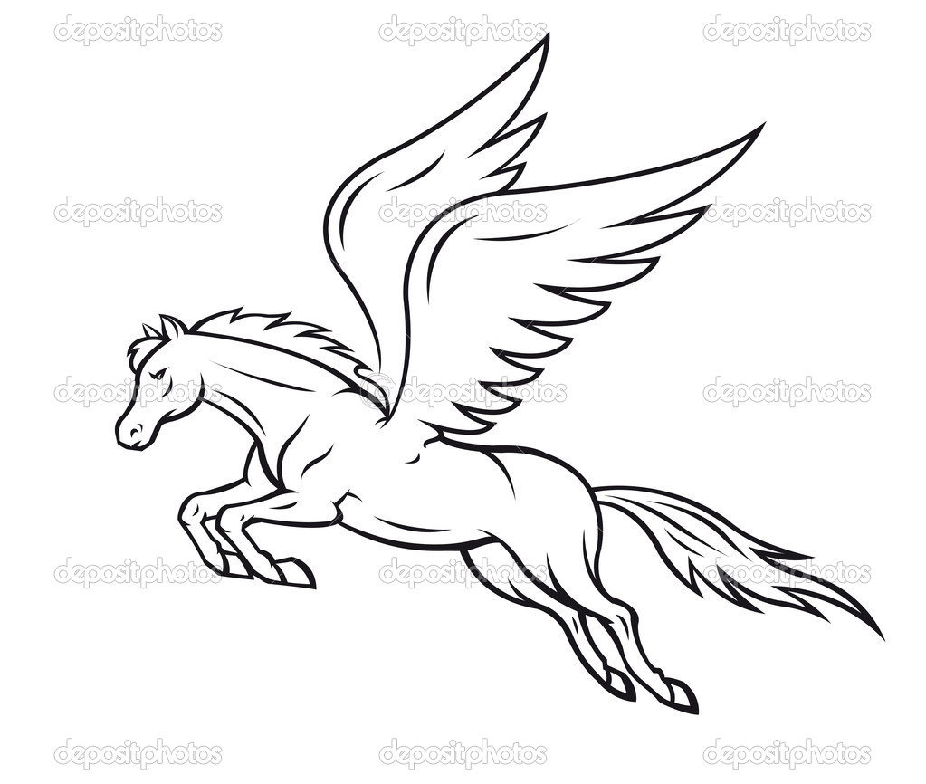 Unicorn head as well Carouselhorses together with 427982770811449315 together with Dibujos Para Colorear Caballos furthermore 1619 Imprimir Dibujos Para Colorear Pegaso Para Nilros Y Nilras. on pegasus silhouette