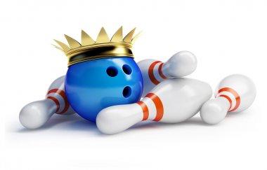 King bowling