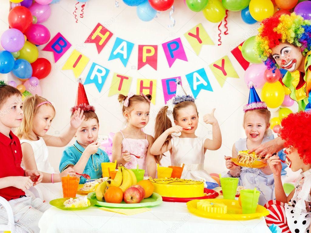 Категория День рождения ребенка