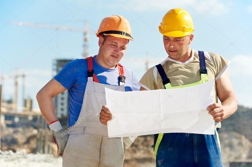 работа механик строительного объекта крошки