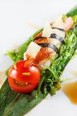 Fotografie Funny sushi