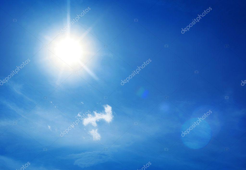 Natural sun