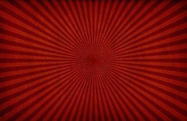 Red striped grunge background