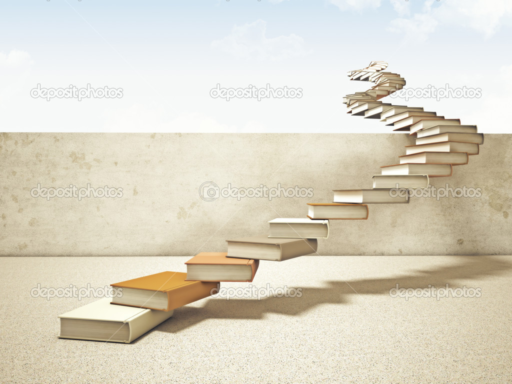 Boek trap naar de hemel archidev