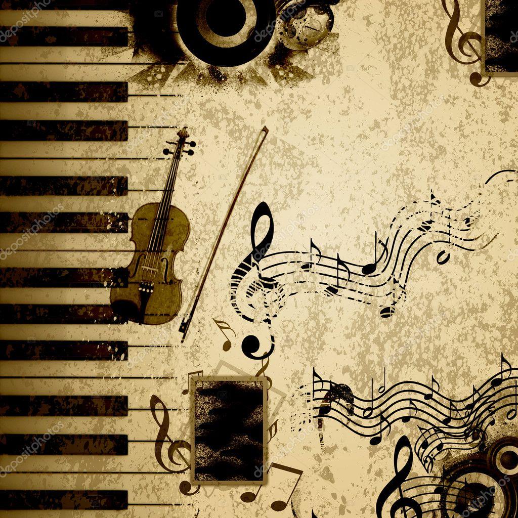 Music: Stock Photo © SergeyNivens #10958662