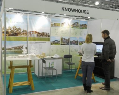 International architectural exhibition Beautiful Houses