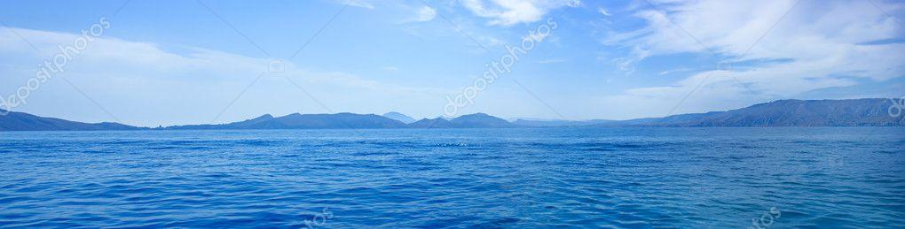 Фотообои Sea panorama