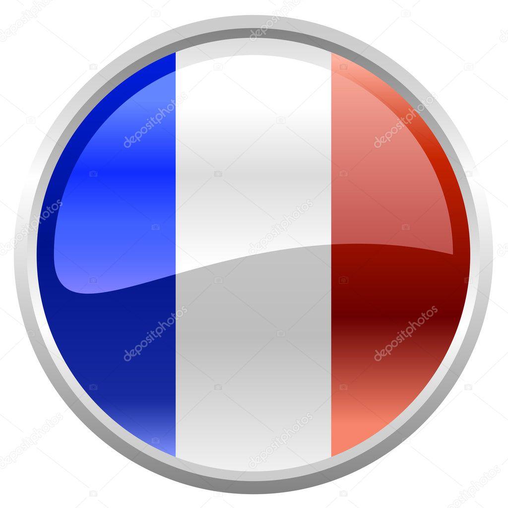 Populares Bandeira da França — Vetores de Stock © trilingstudio #11574630 AD29