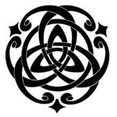 Photo Celtic Knot Motif