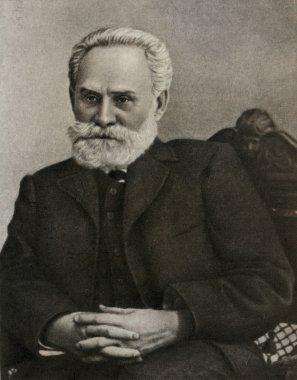 Academician Ivan Pavlov, 1911