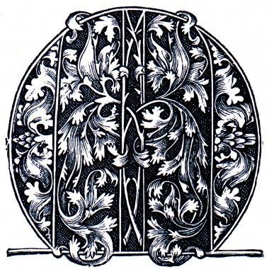 Gothic letter M