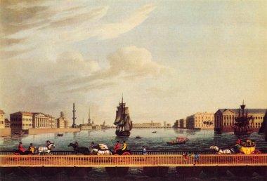 John Heaviside Clark and Matthew Dubourg - Isaac pontoon brid